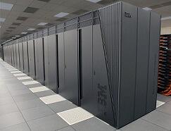 大型コンピュータ