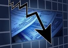 IBM株の下落が止まらない